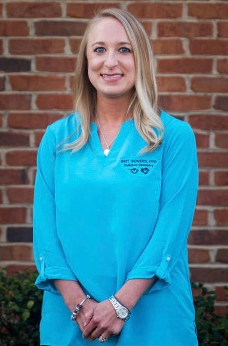 Pediatric Dentist in Johnson City TN | Dr. Brit E. Bowers | Dr. Laurel Bateman